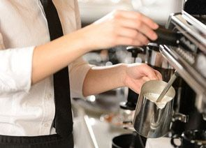 Enroll now for Barista course