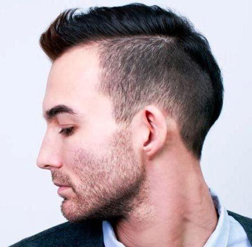 Welche haarschnitte sind modern