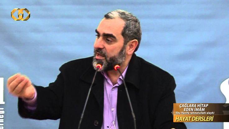 18) Çağlara Hitap Eden İmâm (Ebu Hanife rahmetullahi aleyh) - (Hayat Dersleri) - Nureddin YILDIZ
