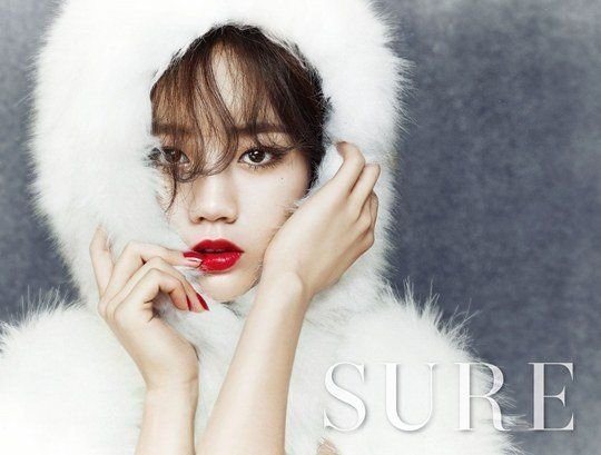 Girl's Day's Hyeri highlights her luscious lips with 'Giorgio Armani' makeup for 'Sure' + BTS clip   allkpop.com
