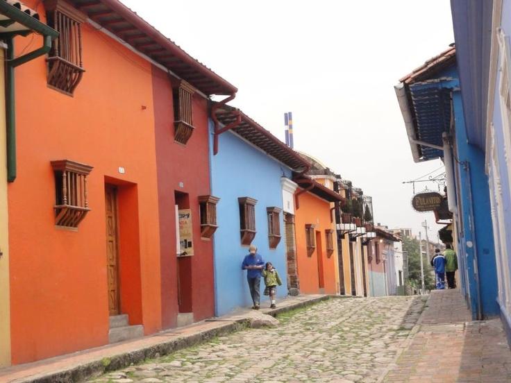 Calle de la cajita de agua; La Candelaria