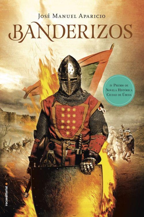 Banderizos, José Manuel Aparicio, Novela histórica, Edad Media, Medievo, Reino de Castilla, Lope García