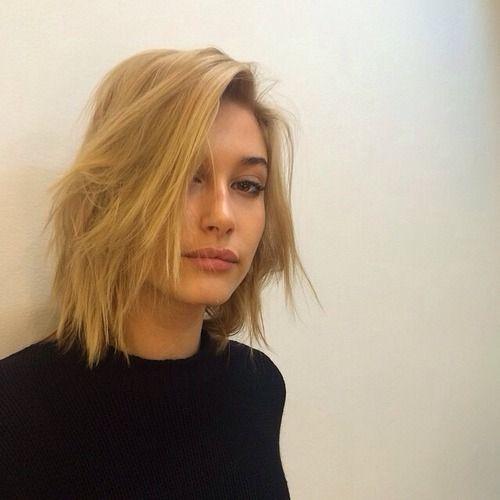 HAILEY BALDWIN SOURCE | hair | Pinterest | Colors, Cut and ...
