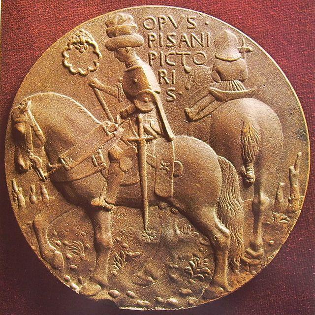 Pisanello - Medaglia di Gianfrancesco Gonzaga