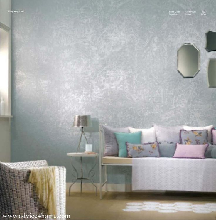 Asian paints royale play special effect fun with paint - Designer wall paints for living room ...
