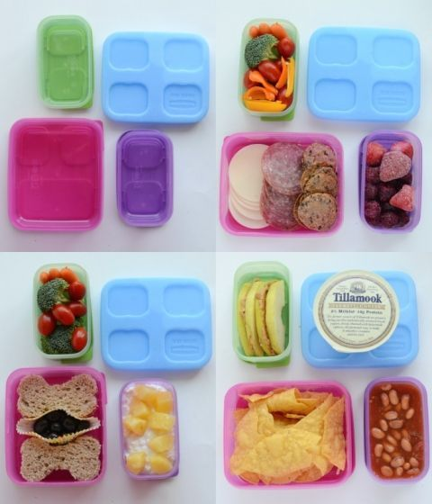 5 Secrets to Healthy Packed Lunch Success!