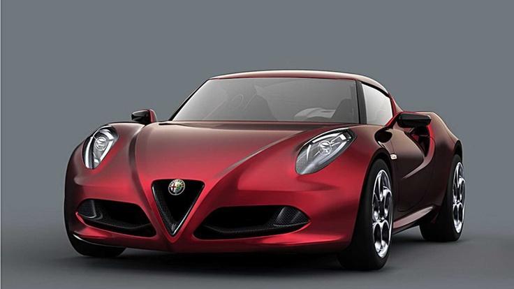 Alfa Romeo 4C Wallpaper HD