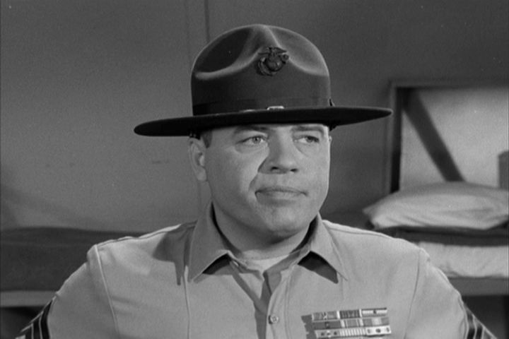 Frank Sutton had great chemistry with Jim Nabors and was perfectly cast as Sgt. Description from sitcomsonline.com. I searched for this on bing.com/images