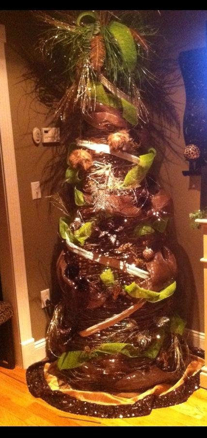 Pinterest Christmas Tree Decor