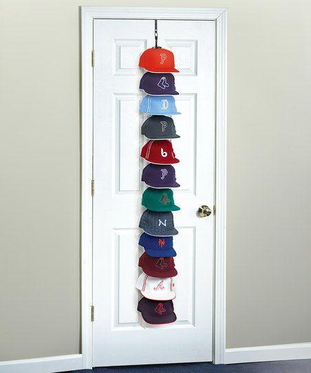Large Over-the-Door Hanging Hat Rack                                                                                                                                                                                 More