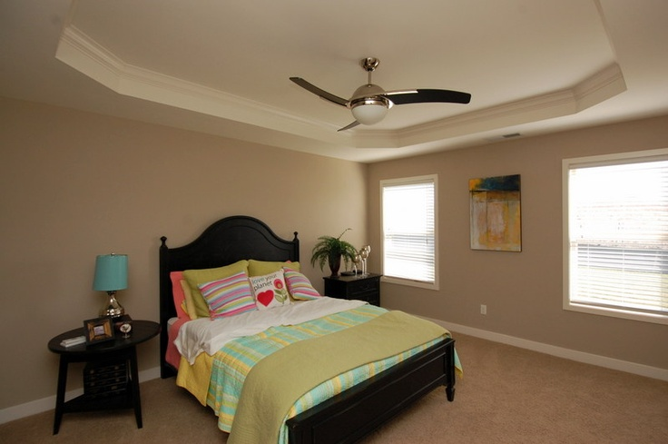The Master Bedroom Of The Coventry Ii Floor Plan By Ball