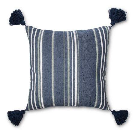 Stripe Oversized Throw Pillow - Threshold™ : Target