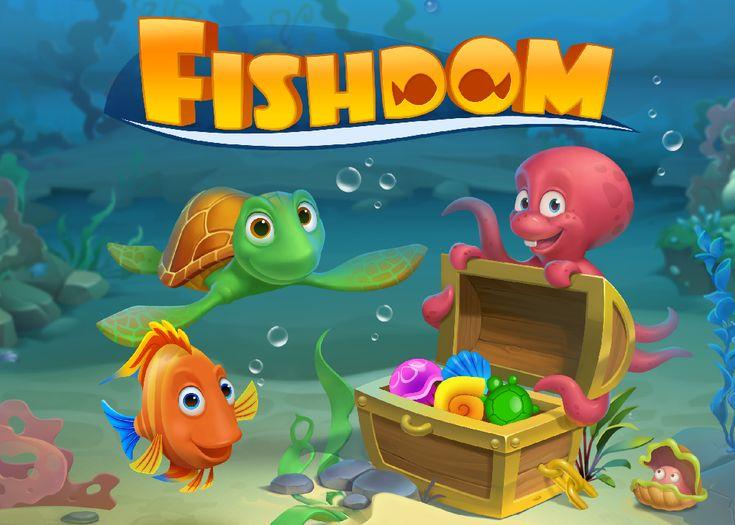 Fishdom vip mod download apk fishdom fishdom game