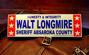 Sheriff Walt Longmire of Absaroka County WY approves of this thread. Description from ar15.com. I searched for this on bing.com/images