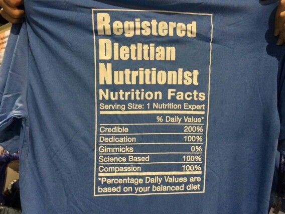 Registered #Dietitian