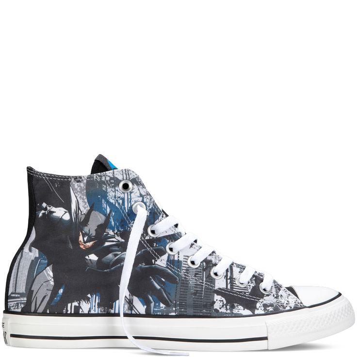 batman converse shoes dc x comics scandal videos