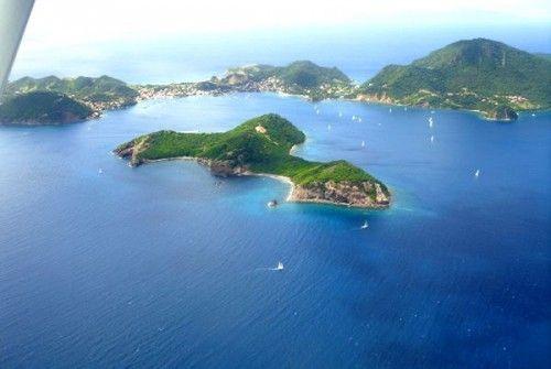 La Baie Des Saintes – Guadeloupe