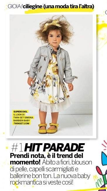 Twin Set Simona Barbieri SS15 Gioia Magazine