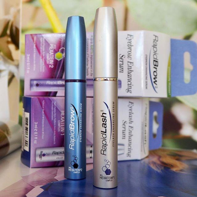 bcbe3f18750 Rapidlash Brow and lash growth serum. These really do work!! | SKIN ...
