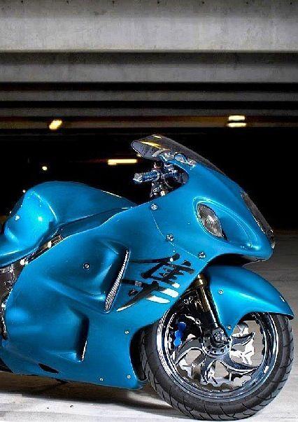 Suzuki Hayabusa Love This Color On A Bike