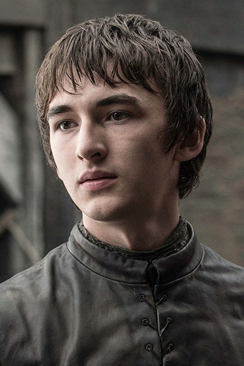 """Bran Stark   El reparto de """"Game Of Thrones"""" en su primer episodio vs. su último episodio"""
