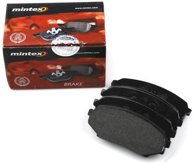 Mintex Replacement Brake Pads • Brake pads are a simple investment that can save you from costly repairs. Mintex pads offer performance, without the need to build tremendous heat to make them work.