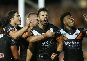 [Rugby League] Origin stars return as Wests Tigers eye finals run http://www.southwestvoice.com.au/origin-stars-return-wests-tigers-eye-finals-run/
