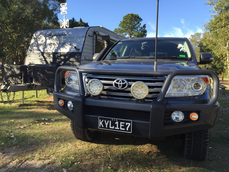 Olaf - Toyota Landcruiser 200 Diesel