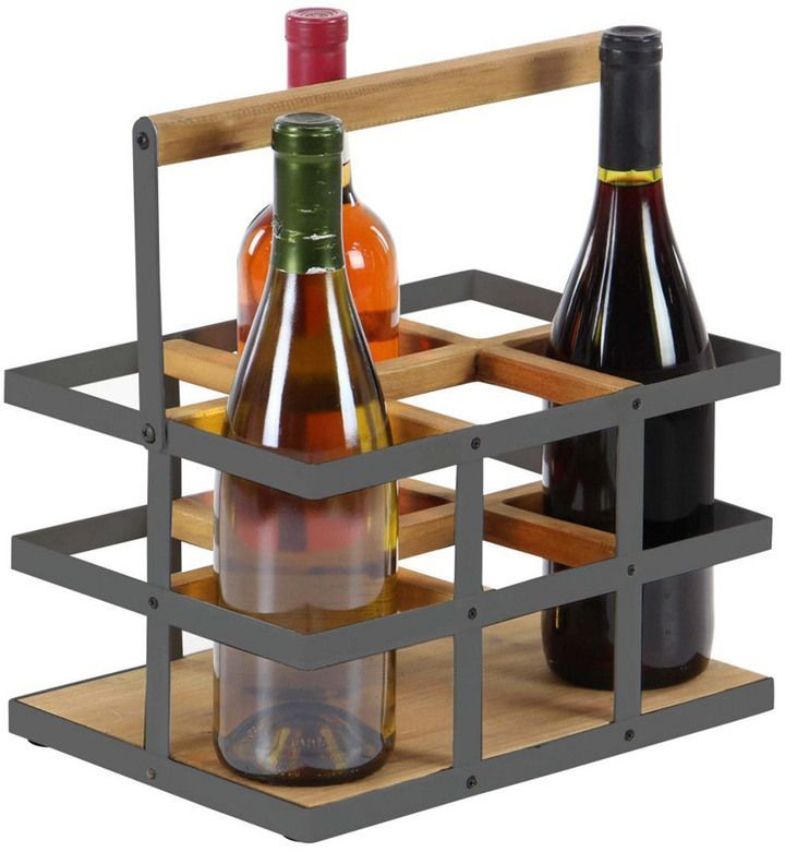 25 Clever Under Stairs Ideas To Optimize The Leftover: Best 25+ Metal Wine Racks Ideas On Pinterest