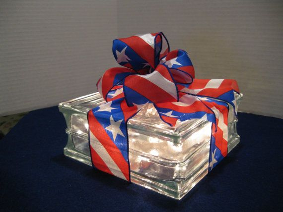 17 best images about glass block crafts on pinterest for Clear glass blocks for crafts
