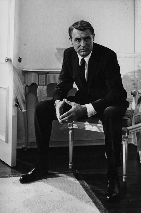 Cary Grant: I once met his twin in an elevator in NYC