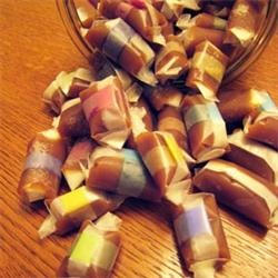 Chewy Caramel! #candy #sweets #food2fork