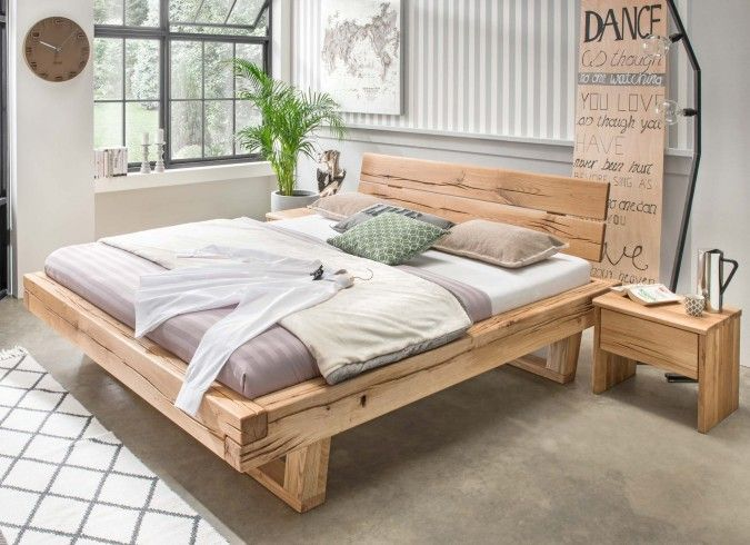 die besten 25 holzbett ideen auf pinterest massivholzbett holzbett selber bauen und holzbett. Black Bedroom Furniture Sets. Home Design Ideas
