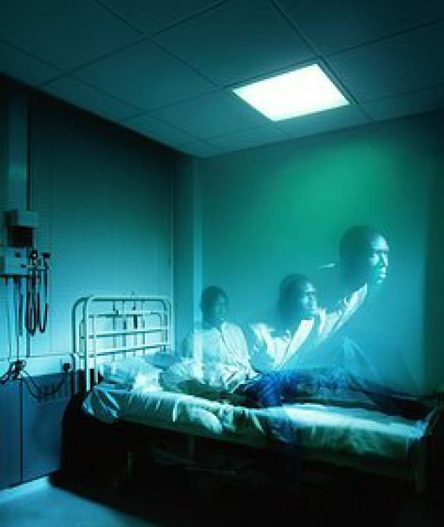 Angels and Near-Death Experiences (NDEs): The Soul Leaving the Body: When someone's soul leaves his or her body during a near-death experience (NDE), that person's guardian angel is there to help.