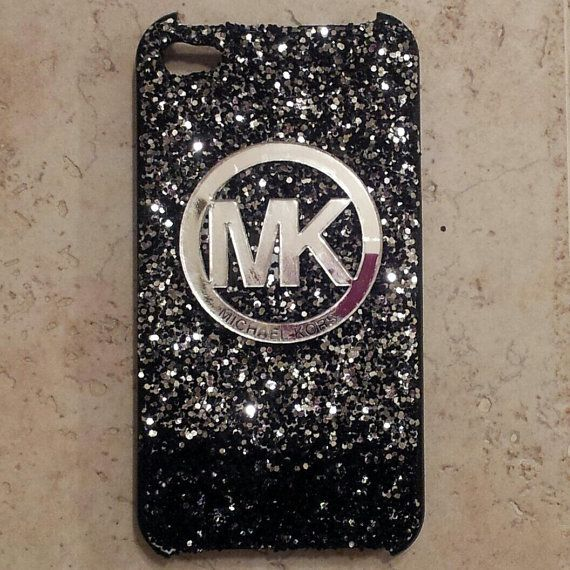 Michael Kors sparkly iPhone case