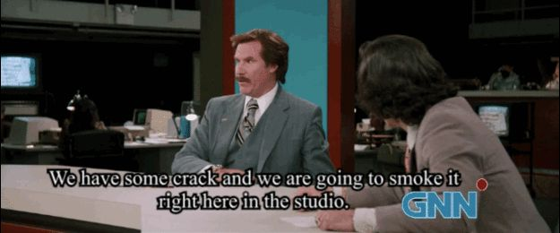 Anchorman 2 -- About damn time!