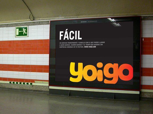 Saffron Brand Consultants   - Work - Yoigo