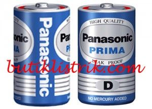 Baterai Besar Panasonic Prima