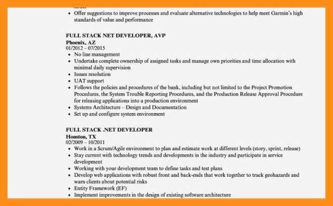Java Full Stack Developer Resume Inspirational 9 10 Entry Level Net Developer Resume Web Developer Resume Job Resume Samples Job Resume Examples