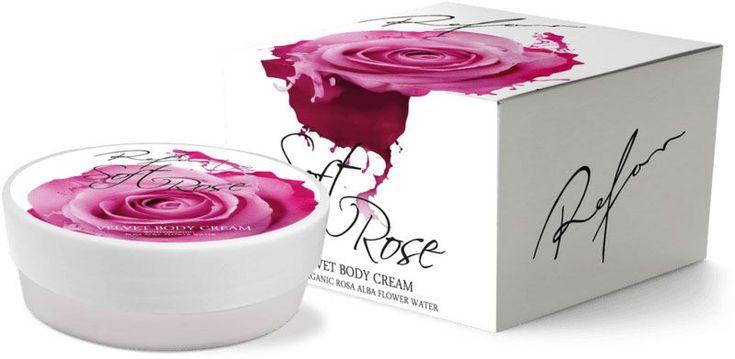 Lágy Rózsa testvaj - Természetes rózsavízben és Rosa Alba illóolajban gazdag krém B5 provitaminnal. A bio rózsa virágvíz hidratálja a bőrt, megakadályozza a bőrirritációt és gyulladáscsökkentő hatással rendelkezik. Parabén mentes! ©Refantázia