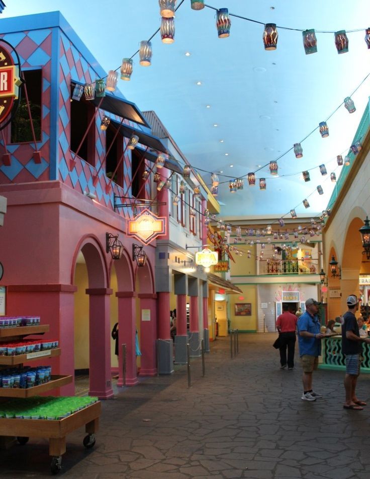 Continued from page one of my Disney's Caribbean Beach Resort Review    Cost  One of the strengths of Caribbean Beach is that it is the most affordable of