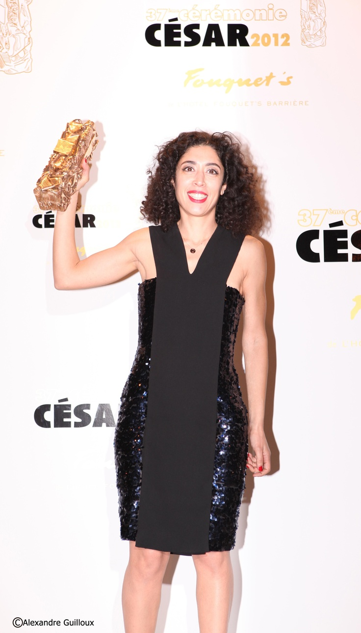 17 best images about c sar 2012 on pinterest jean for Zoe dujardin