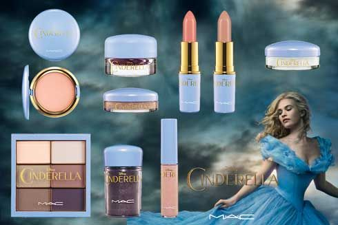 Cinderella collectie voor MAC Cosmetics