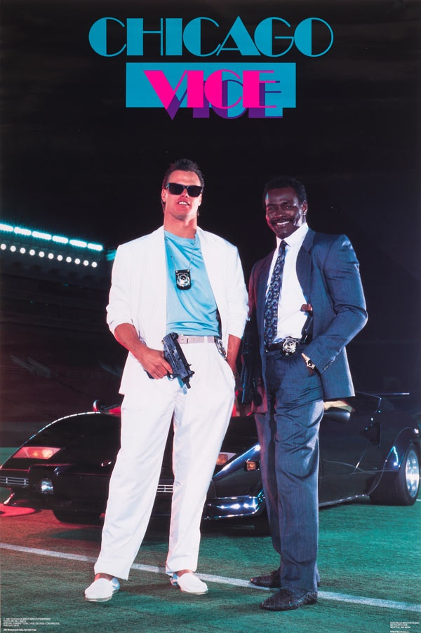 Jim McMahon, Walter Payton - What a great team