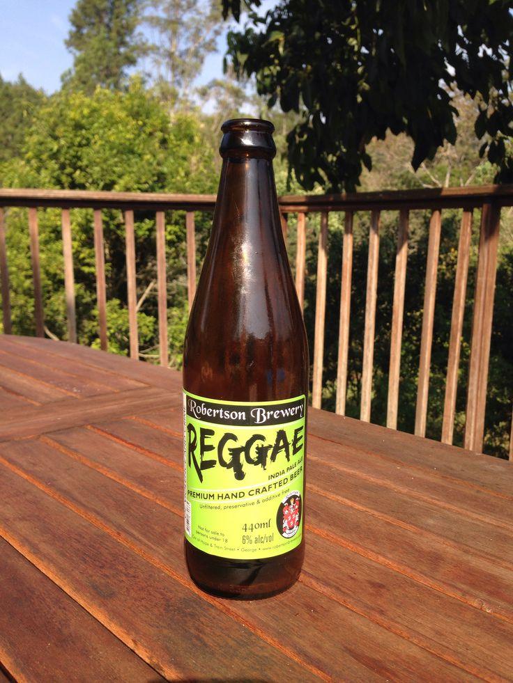 Robertson Brewery - Reggae IPA