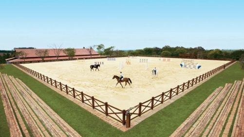 Pista de areia para cavalos - Os erros mais comuns - Arquitetura Equestre