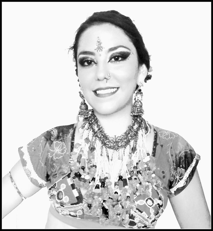 ATS Ingrid Muñoz Inevitablemente Bailarina inevitabledanzatribal.com