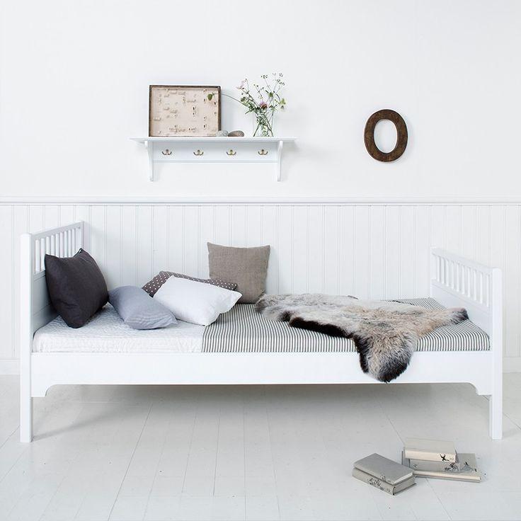 Oliver Furniture Bett Einzelbett 90x200 cm