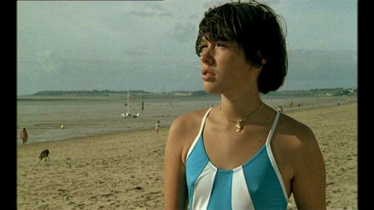 pauline la plage eric rohmer 1983 film pinterest best cinema and films ideas. Black Bedroom Furniture Sets. Home Design Ideas