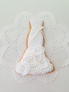 The wedding dress of Vera Wang
